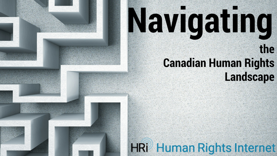 Navigating Canadian Human Rights