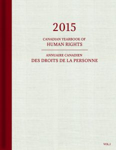 Canadian Yearbook of Human Rights
